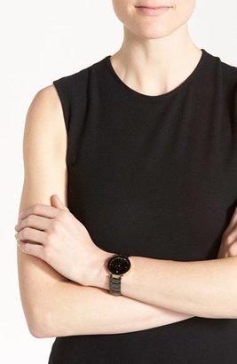 Anne Klein Women's Round Ceramic Bracelet Watch, 33Mm