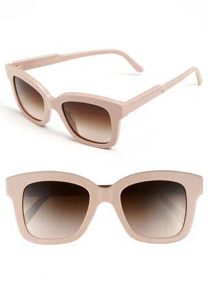 Stella McCartney 42mm Retro Sunglasses