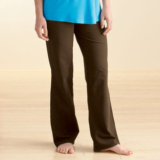 Gaiam Organic Patch-Pocket Pant