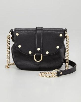 Rebecca Minkoff Lust Chain Crossbody Bag, Black