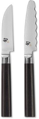Shun Classic Paring Knives, Set of 2