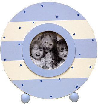 New Arrivals Blue Stripe Picture Frame