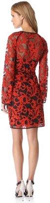 Diane von Furstenberg Gadie Lace Dress