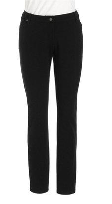 Eileen Fisher WOMENS Plus Stretch Ponte Skinny Pants