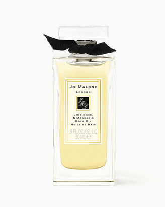 Jo Malone Lime Basil & Mandarin Bath Oil, 0.9 oz.