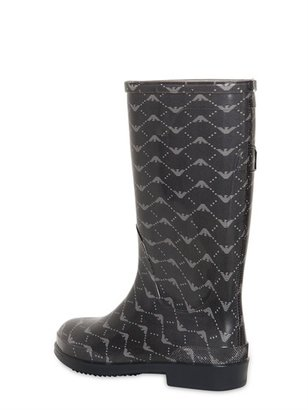Armani Junior Rain Boots