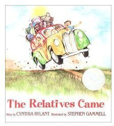 The Relatives Came (Book + CD)