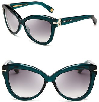 Marc Jacobs Oversized Cateye Sunglasses