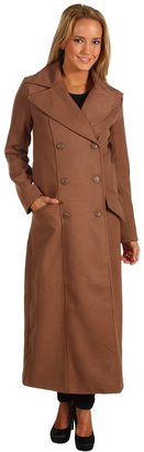 BB Dakota Dedrick Full Length Coat (Camel Hair) - Apparel