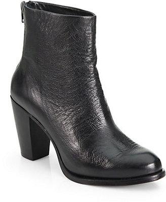Rachel Comey Lapis Leather Ankle Boots