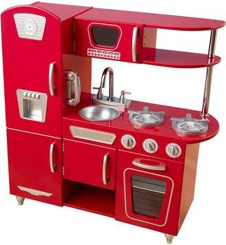 Kid Kraft Red Retro Vintage Kitchen