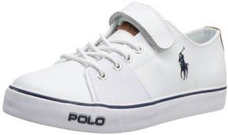 Polo Ralph Lauren Cantor EZ Sneaker (Toddler/Little Kid),White,13.5 M US Little Kid