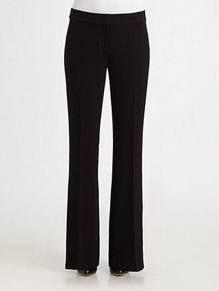 Saks Fifth Avenue Collection Bootcut Pants