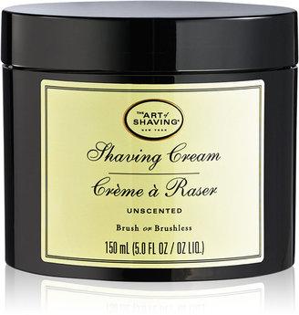 The Art of Shaving Unscented Shaving Cream, 5 oz.