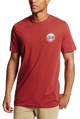 Volcom Men's Chow Down Short Sleeve T-Shirt