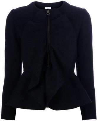 Charlott peplum jacket