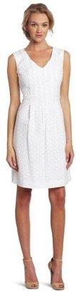 Pendleton Women's Eyelet Dress