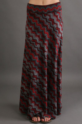 Veronica M Knit Skirt in Florence