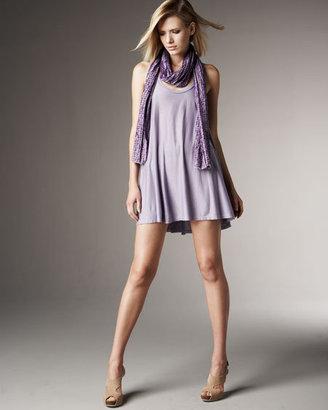 Alice + Olivia Parker Scarf Tank Dress