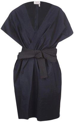 Lanvin Faux wrap dress
