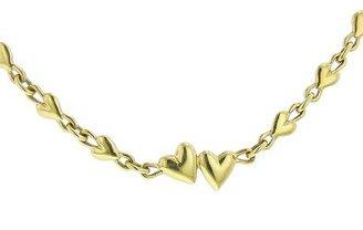 Estate Hearts Necklace