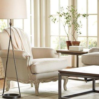 Williams-Sonoma White French Chair