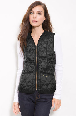Women's Barbour 'Beadnell' Quilted Liner $99 thestylecure.com