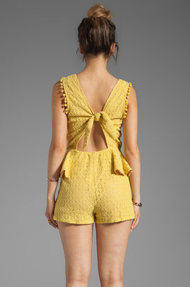6 Shore Road Patron's Lace Romper
