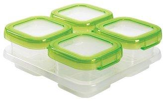 OXO Tot Baby BlocksTM Freezer Storage Containers - 4 oz.