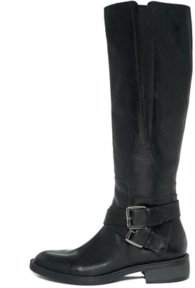 Enzo Angiolini Scarly Wide Calf Riding Boots