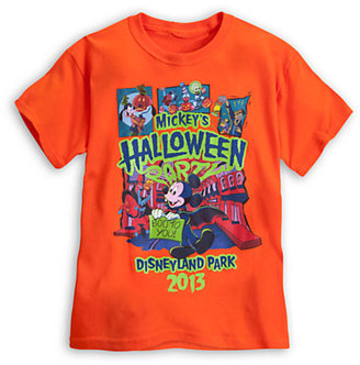 Disney ''Mickey's Halloween Party'' Tee for Kids - Disneyland - Limited Availability