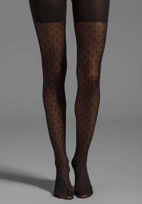 Spanx Dotted Lines Tights