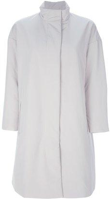 Aspesi Funnel neck coat