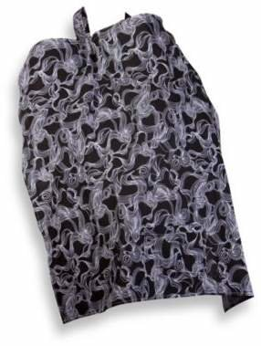 My Brest Friend Nursing Cover in Black and White Dreamy