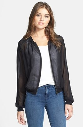 Olivia Moon Sheer Jacket