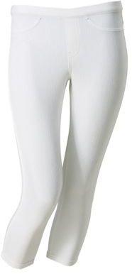 Hue The Original Jeans Capri Leggings
