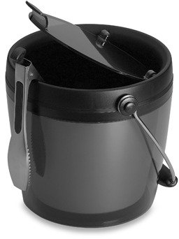 OXO Good Grip Ice Bucket with Ice Tongs