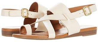 Franco Sarto Gia by SARTO (Cream) Women's Sandals