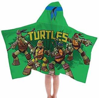 Nickelodeon Jay Franco Fiber Resistant Hooded Towel