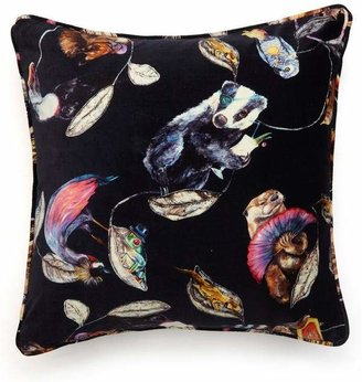 House of Hackney Hackney Empire Medium Velvet Cushion