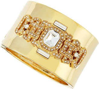 Fragments for Neiman Marcus Deco Pave Cuff