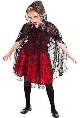 JCPenney Asstd National Brand Mina the Vampire Child Costume