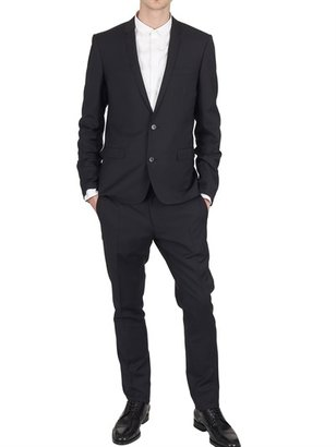 Christian Dior Wool Toile Suit