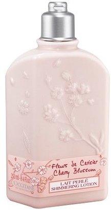 L'Occitane Cherry Blossom Shimmering Body Lotion, 250ml