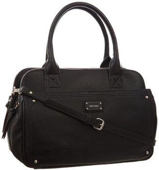 Nine West Double Vision Satchel Handbag