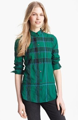 Burberry Check Shirt (Online Only)