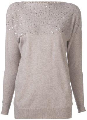 Serafini Katia cashmere blend sweater