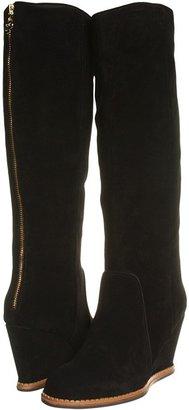 Kate Spade Sanabel (Red Sport Suede) - Footwear