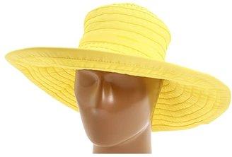 San Diego Hat Company RBL299 Crushable Ribbon Floppy Hat