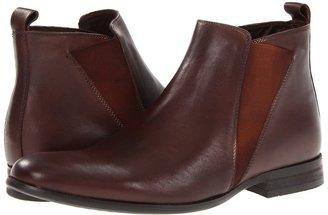 Steve Madden Machho (Brown Leather) - Footwear
